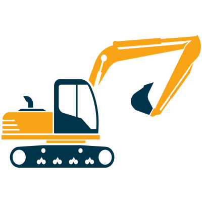 plant hire excavators london