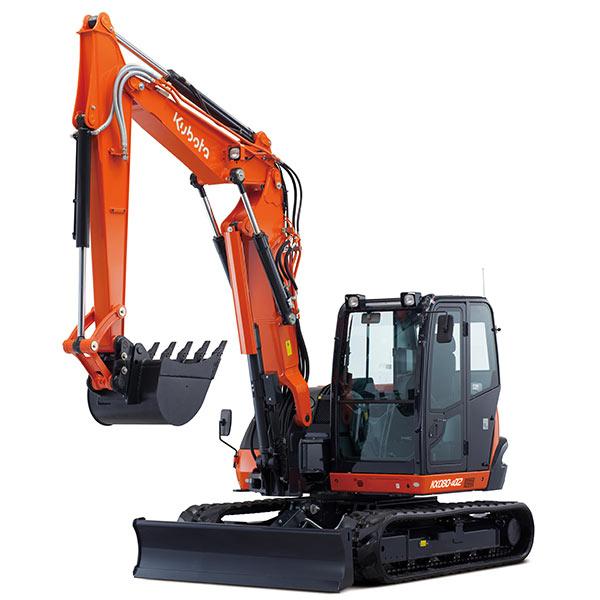 excavator hire buckinghamshire